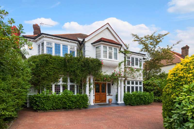 7 Bedrooms Detached House for sale in Aylestone Avenue, Brondesbury
