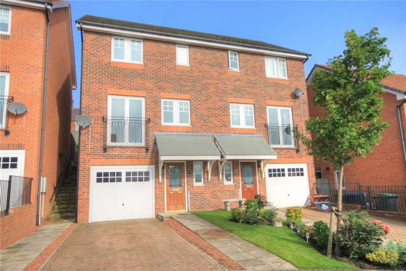 3 Bedrooms Semi Detached House for sale in Beldon Drive, Stanley, Durham, DH9