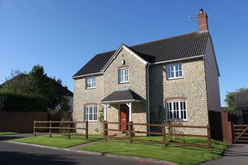 4 Bedrooms Detached House for sale in Rosemount Road, Flax Bourton