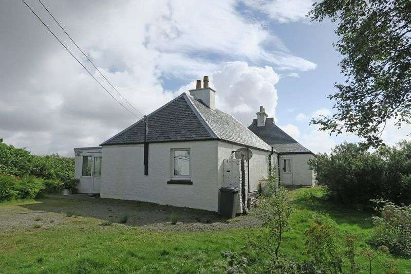 3 Bedrooms Cottage House for sale in Dunvegan, Isle Of Skye