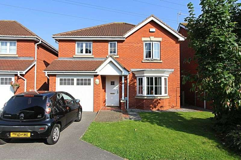 4 Bedrooms Detached House for sale in Oxford Violet, Hull