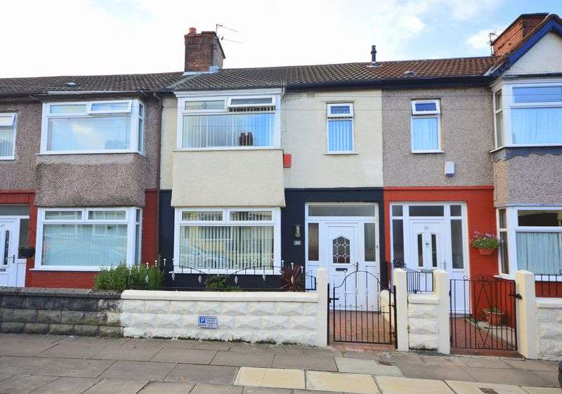 3 Bedrooms Terraced House for sale in Saville Road, Liverpool