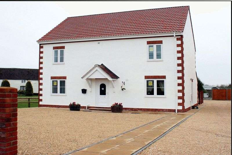 5 Bedrooms Detached House for sale in 1 Wyke Cottage, Wotton Road, Rangeworthy, Bristol BS37 7NA