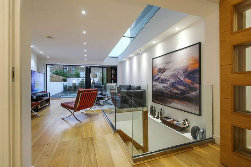 5 Bedrooms Terraced House for sale in Sisters Avenue, london, London, SW11