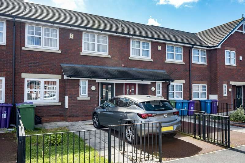 2 Bedrooms Terraced House for sale in Atwell Street, Liverpool, Merseyside, L6