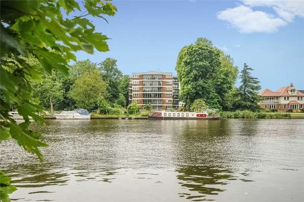 2 Bedrooms Flat for sale in River Reach, Teddington