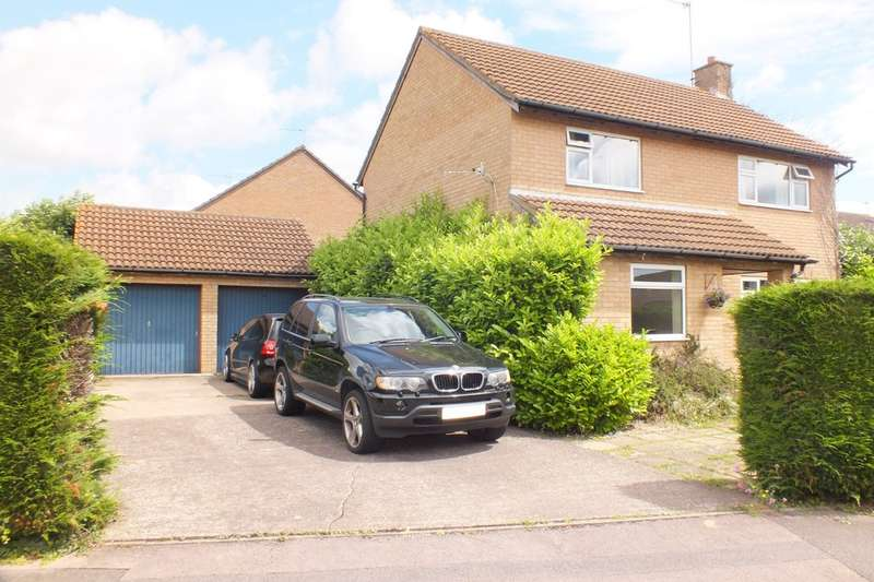 4 Bedrooms Detached House for sale in Up Hatherley