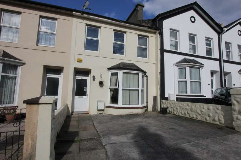 4 Bedrooms Terraced House for sale in Conway Road, Paignton