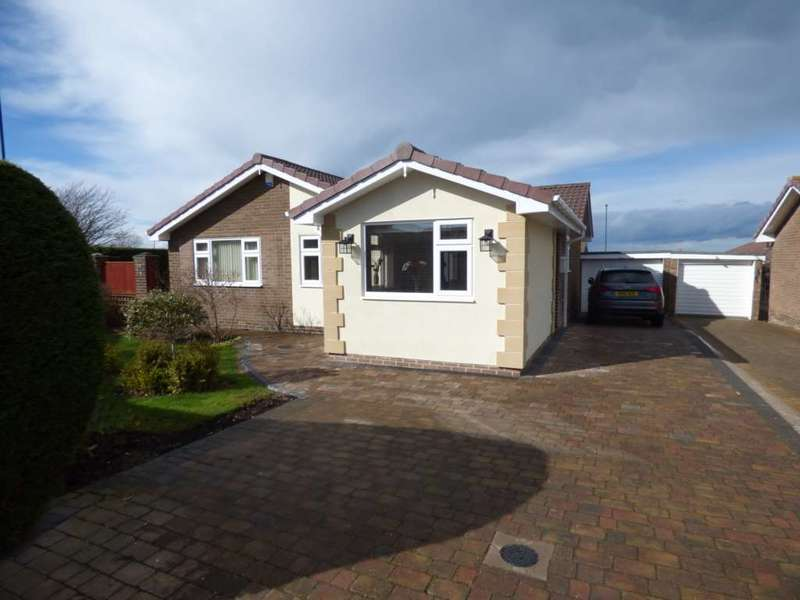 3 Bedrooms Detached Bungalow for sale in ***REDUCED***Hartsbourne Crescent, New Marske