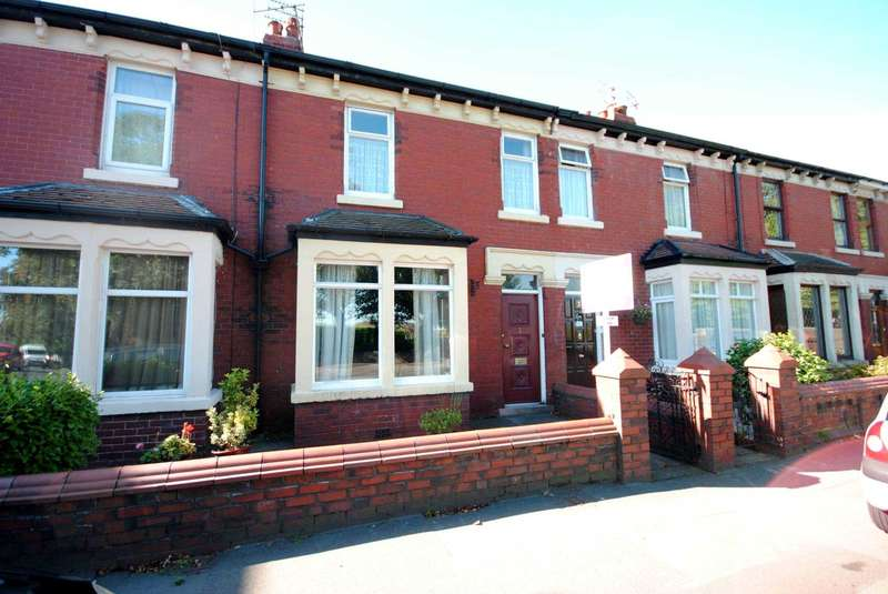 3 Bedrooms Terraced House for sale in Station Road, Kirkham