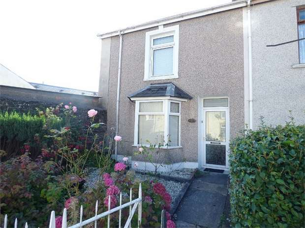 2 Bedrooms End Of Terrace House for sale in King Street, Brynmawr, Ebbw Vale, Blaenau Gwent