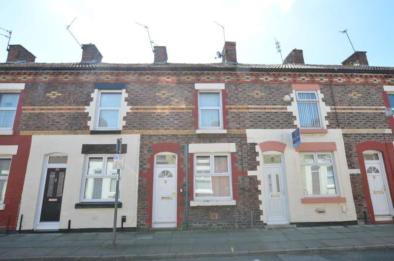 2 Bedrooms Terraced House for sale in Dane Street, Liverpool, L4