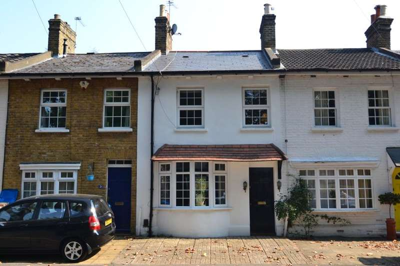 2 Bedrooms Terraced House for sale in Fairfield East, Kingston upon Thames, KT1