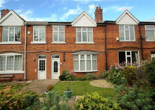 3 Bedrooms Terraced House for sale in Broad Lane, South Elmsall