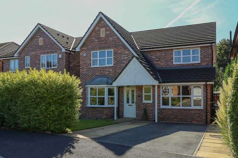 4 Bedrooms Detached House for sale in Laurel Ave, Bolton