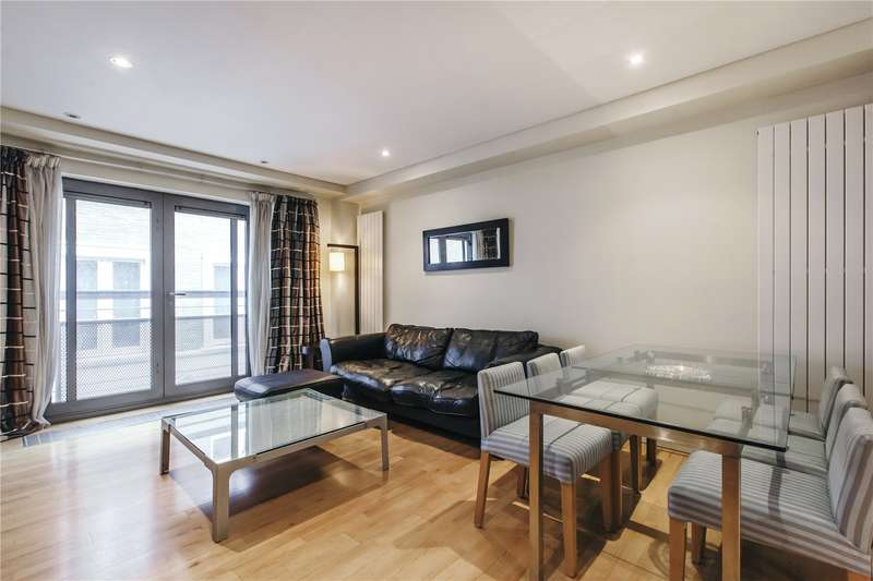 1 Bedroom Flat for sale in Rose and Crown Yard, London, SW1Y