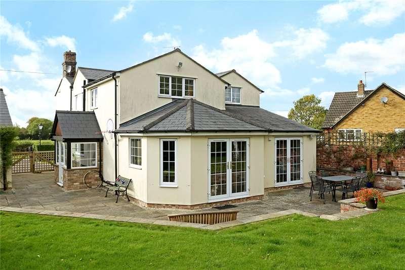 5 Bedrooms Detached House for sale in Green Lane, Moreton Valence, Gloucester, Gloucestershire, GL2