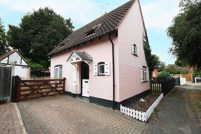 2 Bedrooms Detached House for sale in Bridgecote Lane, Noak Bridge