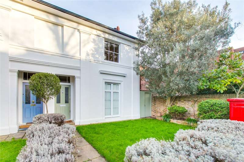 4 Bedrooms House for sale in Ravenscourt Gardens, London, W6