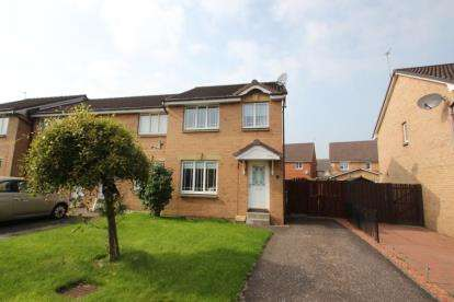 3 Bedrooms End Of Terrace House for sale in Peinchorran, Erskine, Renfrewshire
