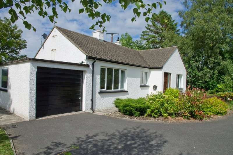 2 Bedrooms Detached Bungalow for sale in Wayleaves, Natland, Kendal, Cumbria LA9 7QQ