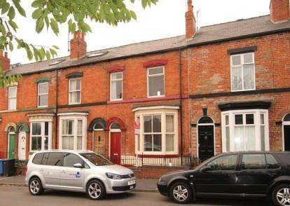3 Bedrooms Terraced House for sale in Colver Road, Sheffield, South Yorkshire