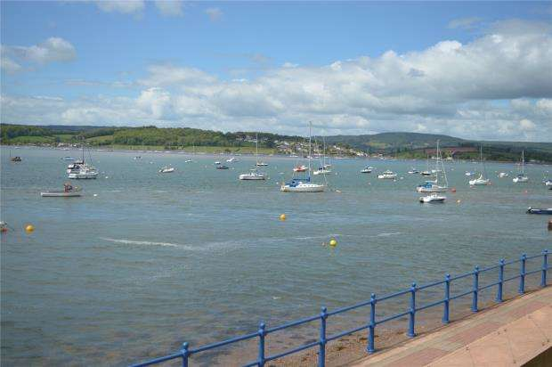 2 Bedrooms Flat for sale in Spinnakers, Shelly Road, Exmouth