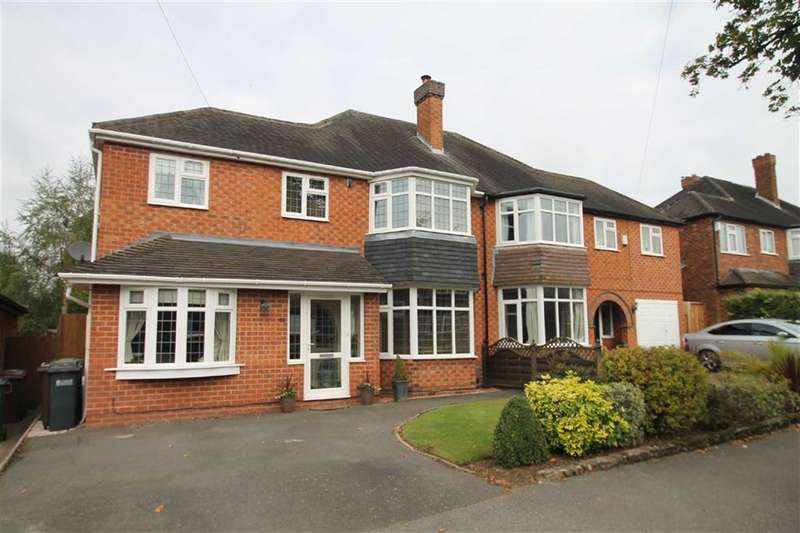 4 Bedrooms Property for sale in Cheltondale Road, Solihull