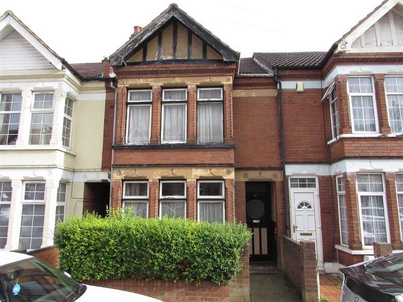 3 Bedrooms Property for sale in Chatsworth Road, Luton