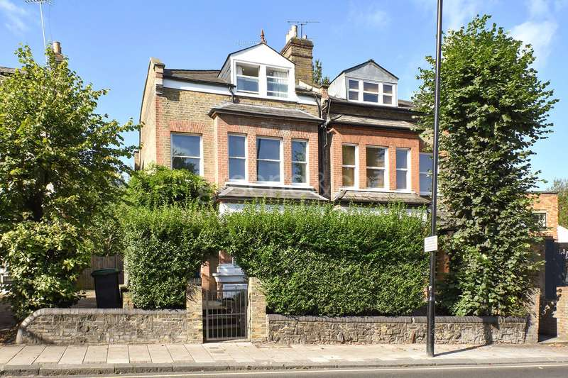 3 Bedrooms Flat for sale in Crouch Hill, Crouch End, London, N8