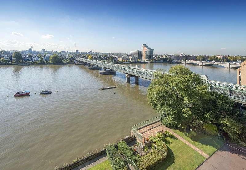 4 Bedrooms Flat for sale in Hurlingham Court, Ranelagh Gardens, Hurlingham, Fulham, SW6