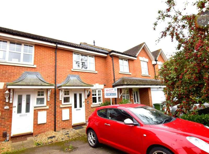 2 Bedrooms Terraced House for sale in Friarscroft Way, Aylesbury