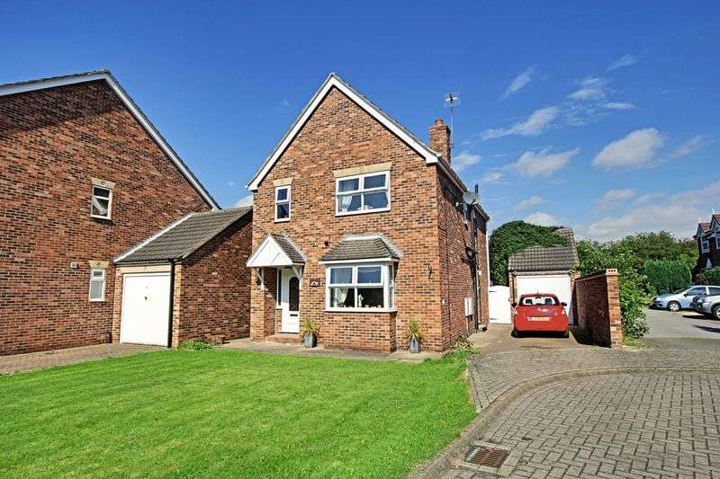4 Bedrooms Detached House for sale in Rosedale, Leven