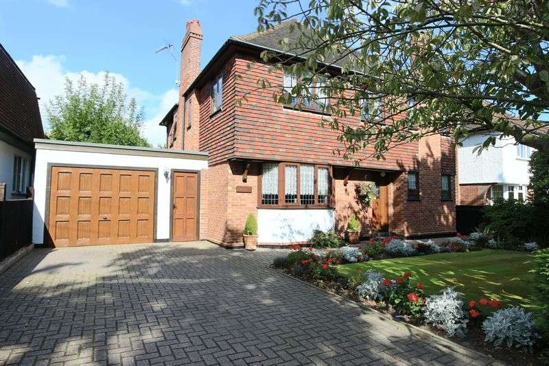 4 Bedrooms House for sale in London Road South, Lowestoft