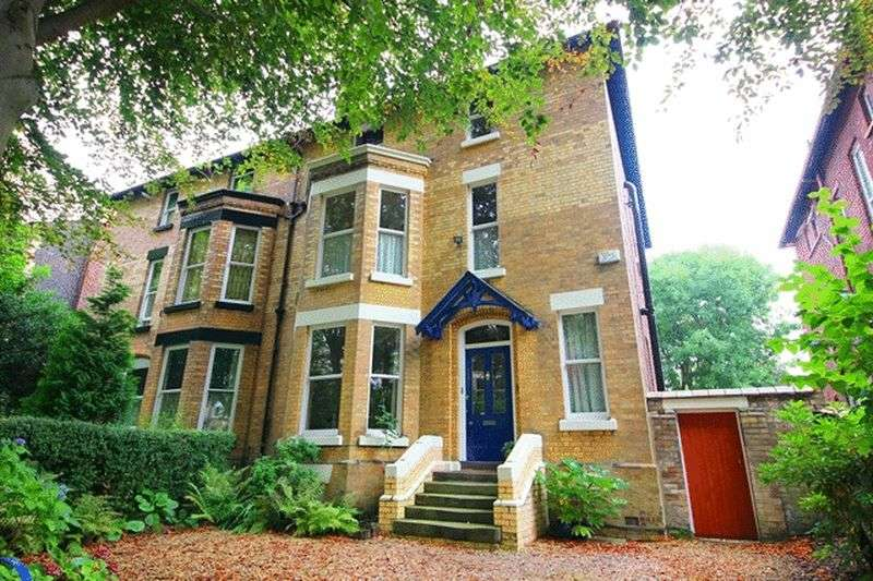 8 Bedrooms Semi Detached House for sale in Brompton Avenue, Sefton Park, Liverpool, L17