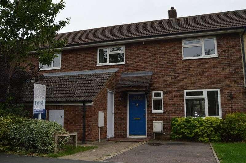 2 Bedrooms Terraced House for sale in Carnegie Road, Peterborough