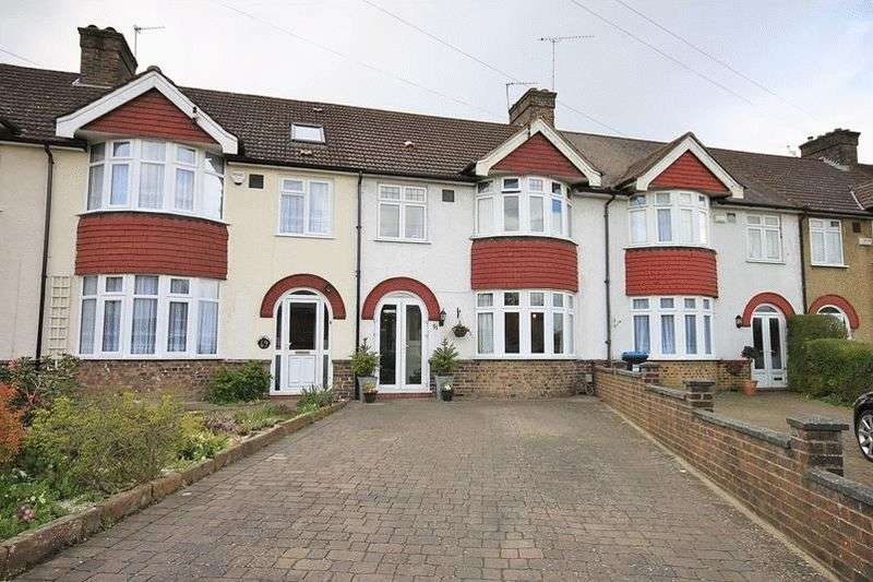 3 Bedrooms Terraced House for sale in Sunnybank, Warlingham