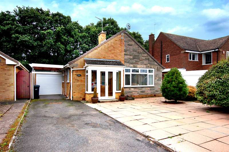2 Bedrooms Bungalow for sale in Osmaston Road, Norton, Stourbridge, DY8 2AW