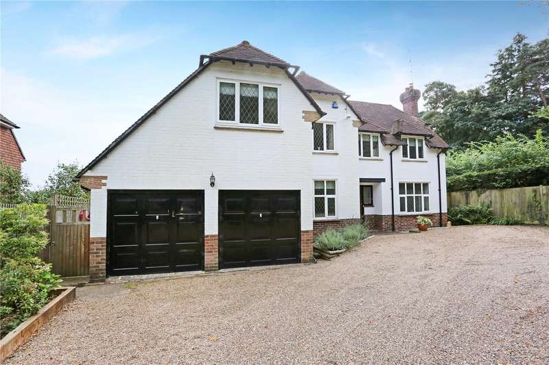 5 Bedrooms Detached House for sale in Borde Hill Lane, Haywards Heath, West Sussex, RH16