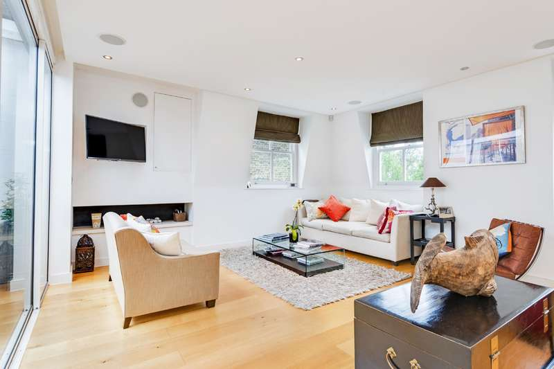 3 Bedrooms Flat for sale in Clifton Gardens, Little Venice