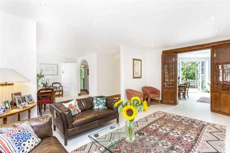 4 Bedrooms Detached House for sale in Devonport Road, Shepherd's Bush