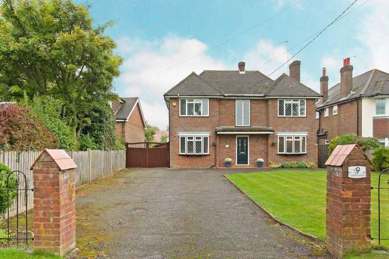5 Bedrooms Detached House for sale in Station Road, Tring