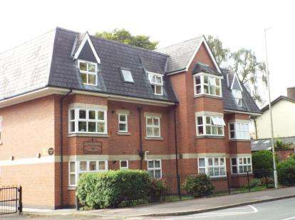 2 Bedrooms Flat for sale in Centurion Court, Watling Street Road, Fulwood, Preston