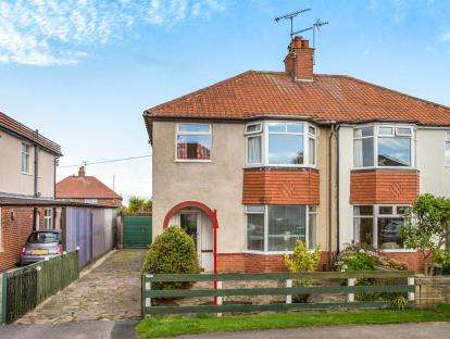 3 Bedrooms Semi Detached House for sale in Jesmond Road, Harrogate, North Yorkshire, Harrogate