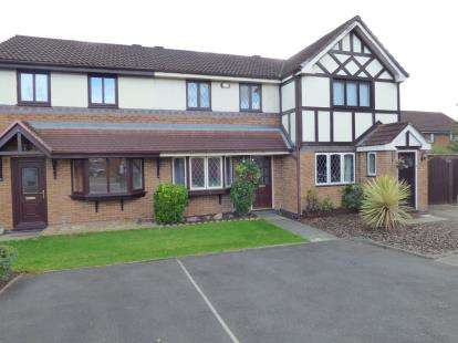 2 Bedrooms Mews House for sale in Chesterton Grove, Ettiley Heath, Sandbach, Cheshire
