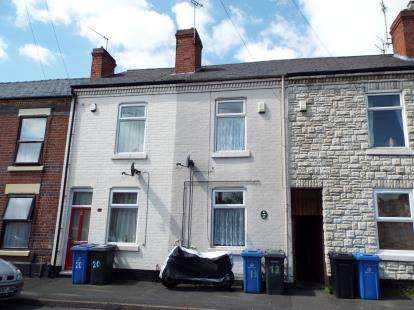 2 Bedrooms Terraced House for sale in Southwood Street, Derby, Derbyshire