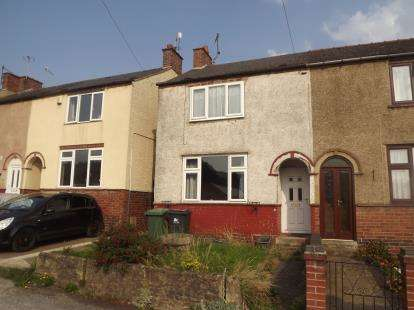 3 Bedrooms Semi Detached House for sale in Western Villas, Ambergate, Belper, Derbyshire