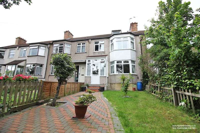 4 Bedrooms Terraced House for sale in Hilliers Lane, Croydon