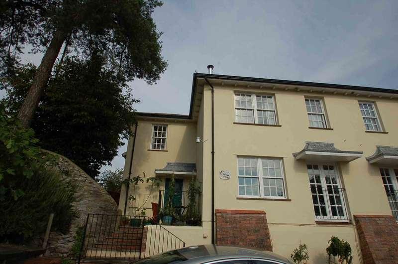 3 Bedrooms Semi Detached House for sale in Varian Court, Totnes
