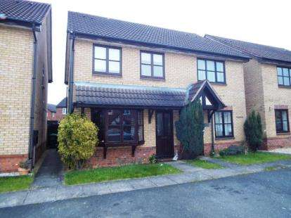 3 Bedrooms Semi Detached House for sale in St. Catherines Road, Evesham, Worcestershire